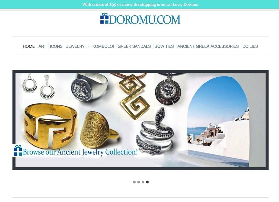 Doromu – Online Store